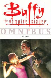 Buffy The Vampire Slayer Omnibus 2 Graphic Novel Trade Paperback TPB